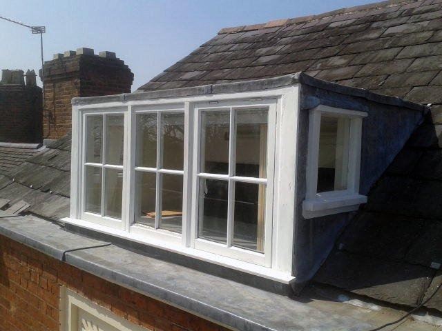 Shrewsbury Shropshire Carpenters Flat Roof Dormer